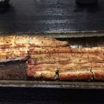 鰻 むさし乃 - 白焼き