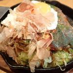 100969018 - 「広島焼き銀魚スペシャル」(950円)