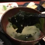 むちゃく - 味噌汁