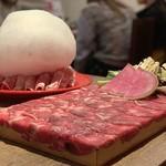 MERINO - ラム&タン 食べ飲み放題コース 4,480円。