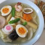 かよう軒 - 料理写真:五目そば+餃子