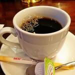 100987934 - 食後のホットコーヒー