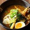 札幌ドミニカ - 料理写真:特選チキン野菜スープカレー