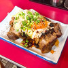 かし亀 - 料理写真:チャーシューエッグ