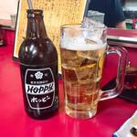 かし亀 - ホッピーセット白