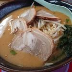 100991764 - 味噌チャーシューラーメン  ¥970