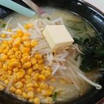 100991981 - 塩バターコーンラーメン  ¥890