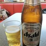 大阪ふくちぁんラーメン - 瓶ビール