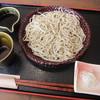 手打ち蕎麦 ゆうり庵 - 料理写真:「おせいろ ¥600」