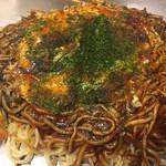 博多八昌  - 最高のビジュアル 肉玉そばダブルです トリプルにすれば良かったよ(笑)