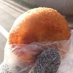パン工房 COMUS - 辛カレーパン180円