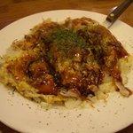 広島風お好み焼 ピックアップ - ピックアップ:肉卵