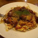 広島風お好み焼 ピックアップ - S半そば入肉卵