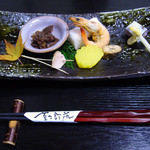 草太郎庵 - 前菜