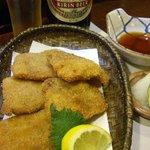 酒菜 和寿 - 豚バラカツ ¥600