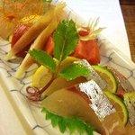 酒菜 和寿 - 造り盛り合わせ ¥時価