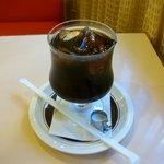 喫茶 ひよ子 - アイスコーヒー