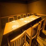 れんこん - テーブル席③