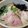 麺庵 小島流 - 料理写真:鶏清湯背油塩ラーメン850円!