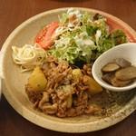 かどでcafe - 料理写真: