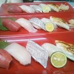 漁師寿司 海蓮丸 -