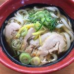 無添 くら寿司 - 伝説の赤鶏ゆずうどん370円+税