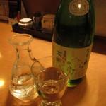 兵六玉 - 麓井 圓(まどか) 純米 810円 (2018.12)
