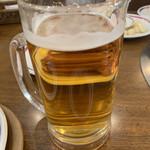 すたみな太郎 - 生ビール♡