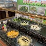 すたみな太郎 - サラダ♡
