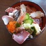 やまひこ鮨 - 海鮮丼