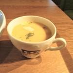 Cafe Five&Co. - コーンスープ