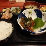 101008813 - ごまサバ定食