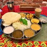 インド家庭料理 ミレンガ - チキンターリー