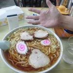 仙台屋食堂 - こちらは大盛!(2011年7月に再訪)
