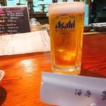 豊楽 - 2019年1月 生ビール