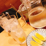 大衆酒場 八六 - レモンサワーセット