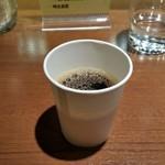 SUI de vin - セルフのコーヒー。