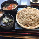 蕎麦由々 金王庵 -