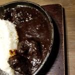 ビーフインパクト - 肉がゴロゴロ