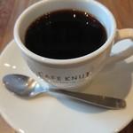 カフェ・クヌート - ドリンク写真:ホットコーヒー