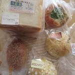 パン工房 メリメロ - 料理写真:買ったモノ