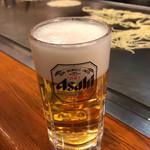 八紘 - 生ビール最高!