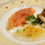 Trattoria Serena - 前菜