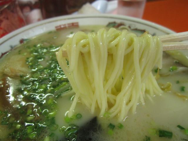 龍王 - ラーメン/麺リフト