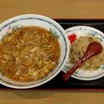 中華料理 高井田 桃花林 - 料理写真:日替ランチ(550円)