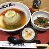 大同苑 - 料理写真:「盛岡冷麺+ハーフトロスジ丼」