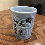 鮨大吉 - お茶【平成31年01月30日撮影】