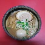 自家製麺 義匠 森田製麺所 - 料理写真:魚介麺