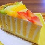 カノカ - 料理写真:フルーツケーキ