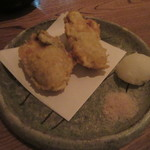 101024974 - 「牡蛎天ぷら」2ヶ